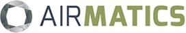 Logo Airmatics IIoT para compresores de aire.