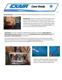 Airtec Servicios - Historial de aplicación de uso de cuchillas Exair cómo cortina de aire para enfriamiento (PDF)