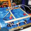 Arreglo de Cañones de Iones Exair Ion Air Cannon facilitan separar láminas de acrílico