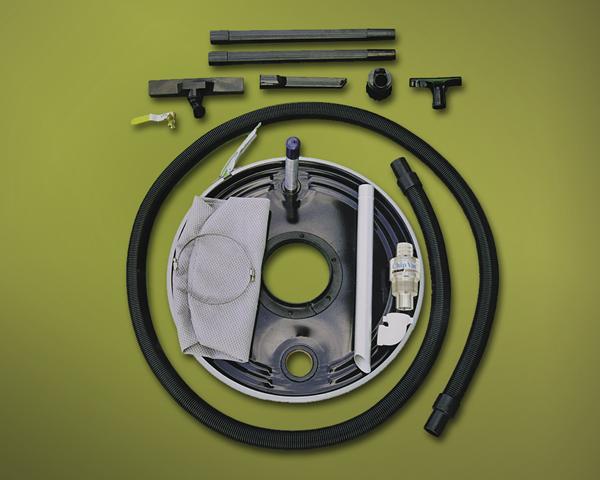 Aspiradora neumática chip vac Exair en kit