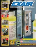 Aspiradora neumática de residuos sólidos de maquinado Exair ChipVac (PDF)