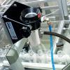 Cañón de Iones Exair Ion Air Cannon elimina la estática de línea de transporte de botellas de plástico