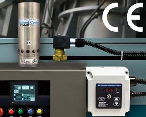 Control Electrónico de Temperatura para enfriadores de Tablero Exair