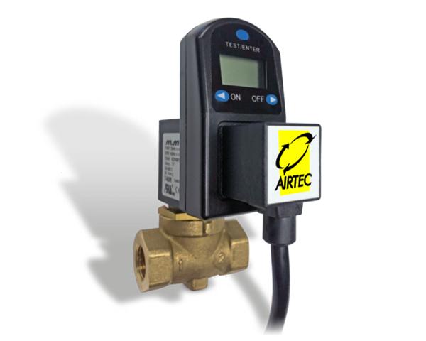 Drenes de condensado con temporizador marca Airtec para tanques, filtros o purgas.