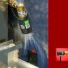 Jet de aire Ionizado Exair mantiene lente de sistema visual limpio