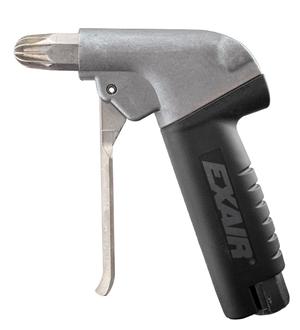 Pistola de sopleteo heavy duty air gun Exair - Para aplicaciones industriales de uso rudo