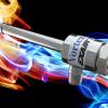 Tubo Vortex Exair produce aire frío y caliente utilizando aire comprimido