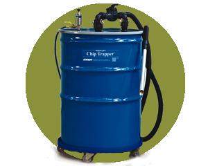 Aspiradoras neumáticas para mantenimiento industrial Exair - No se tapan o atascan pues no tienen motores o propulsores, utilizan la fuerza del aire comprimido.
